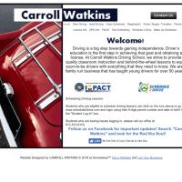Carroll Watkins Driving School – Keller, TX 76248