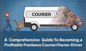 Freelance Courier/Owner-Driver - Driving For Profit