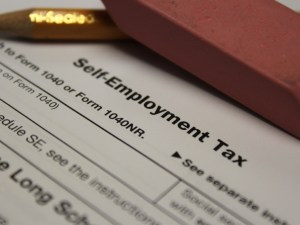 Freelance Courier Self-Assessment Tax