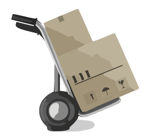 Freelance Courier Sack Truck/Barrow Parcel Delivery