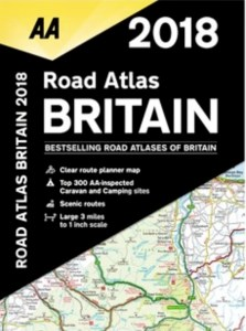 self-employed, freelance courier, van driver, parcel delivery, road atlas, map