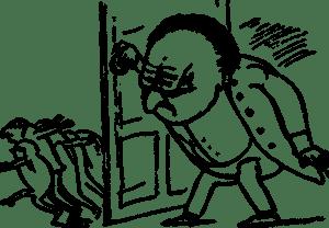 freelance courier, parcel delivery, van driver, driving, vehicle theft, stolen, bad boss, ogre