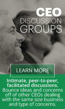CEO Discussion Groups