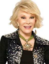 Joan Rivers, Will Broadway Dim Its Lights?