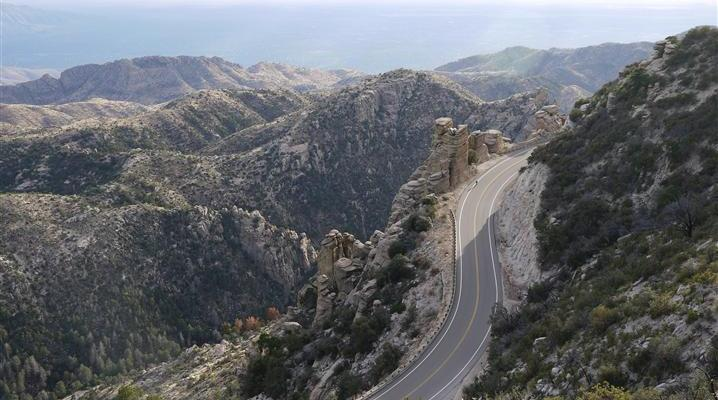 Bicycling the Catalina Highway