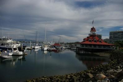 The Coronado's boathouse, now a restaurant.