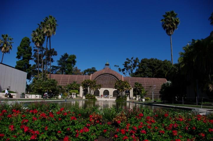 The Botanical Building.
