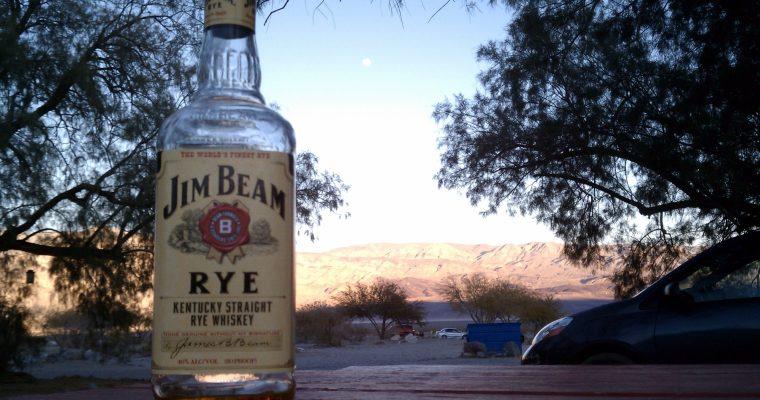 Beam Rye: Utility Whiskey