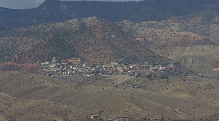 Bisbee vs. Jerome: Arizona Ex-Mining Town Smackdown