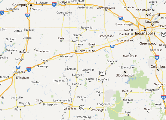All Roads Lead to Terre Haute, Indiana
