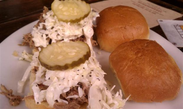 Home Team sliders. I'd eat these weekly if we lived here.
