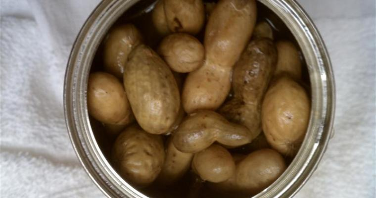 Boiled Peanuts! Fried Peanuts! The South is Nuts for Peanuts.