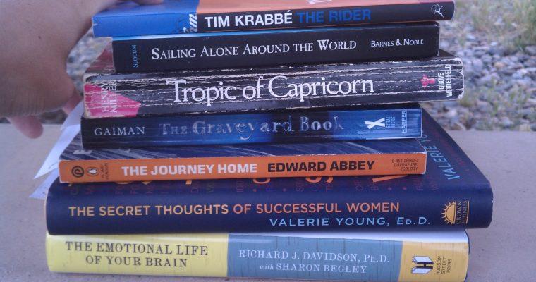 Goodbye, Borrowed Books
