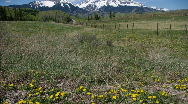 """Driving Colorado's San Juan Skyway and the """"Million Dollar Highway"""" or Durango to Cortez the Long Way"""
