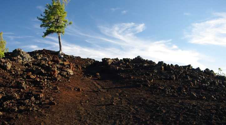 Who Named it Craters of the Moon National Monument?