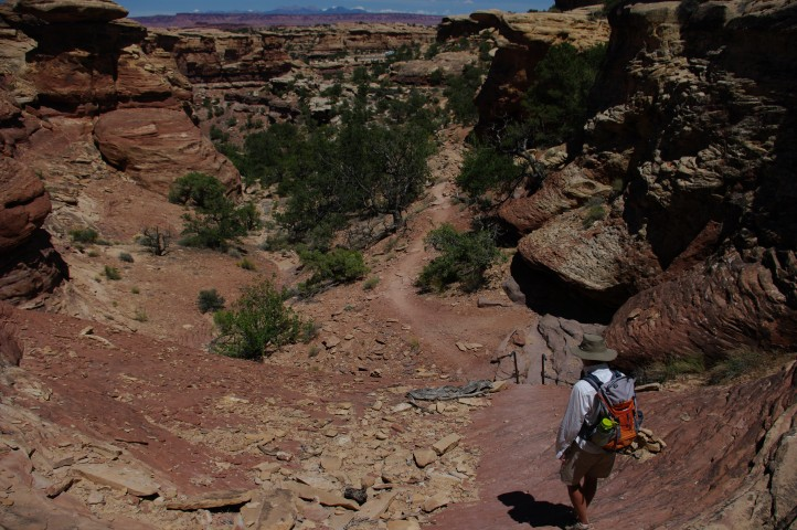 The final canyon.