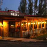 Burr Trail Grill, Boulder, UT.