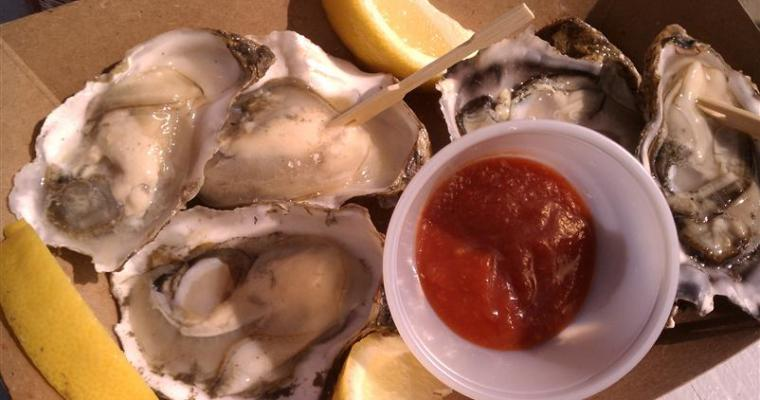 We Luck Into Willapa Bay Oysters