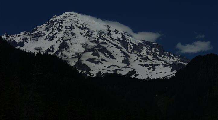 Mt. Rainier: The Mountain with Sound Effects