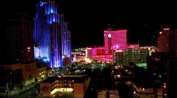 Reno isn't Las Vegas