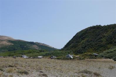 Mattole Beach Campground.