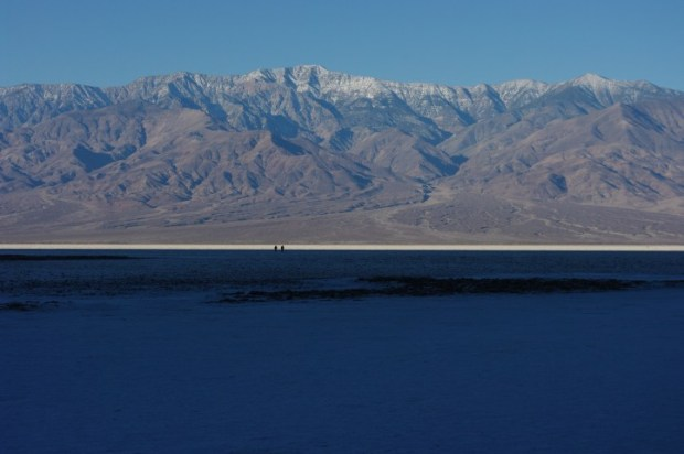 This was a tough choice -- with over 700 pics from Death Valley, what to choose to represent its greatness?