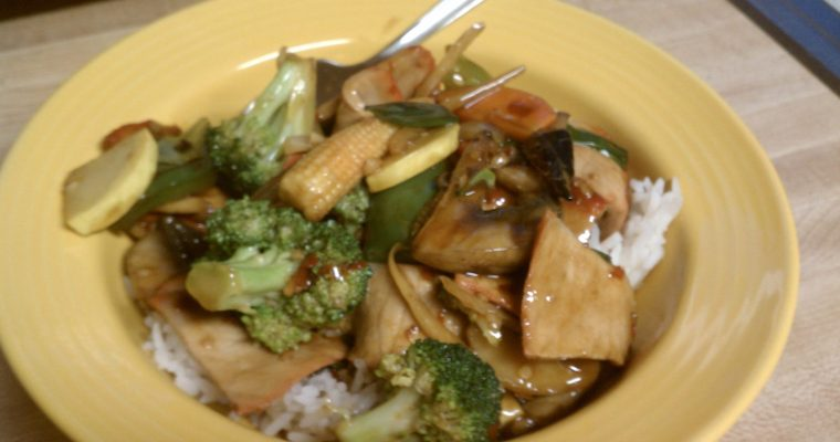 The Best Chinese Place in Trumansburg, New York
