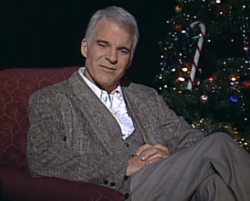 Paul's / Steve Martin's Holiday Wish(es)