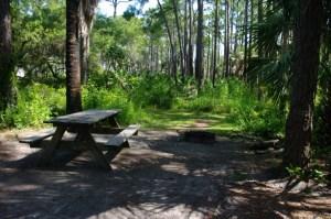 St. Joseph Peninsula State Park, Florida