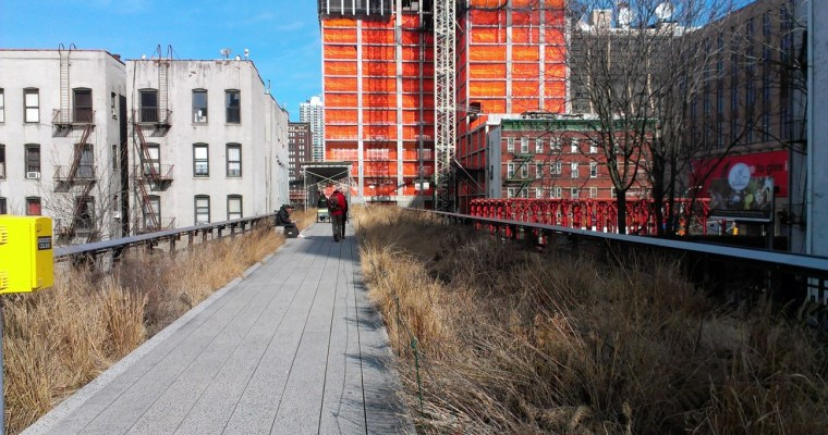 Three Places to Stroll in New York