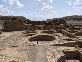 Pueblo del Arroyo site