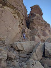 Trail to Pueblo Alto