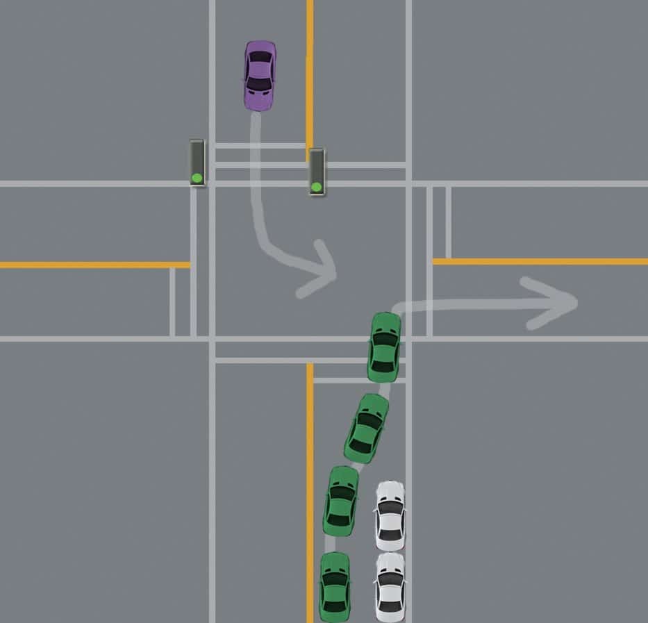If Light At End Of Tunnel Is Green You >> 8 Things To Remember About Turning Right On A Green Light
