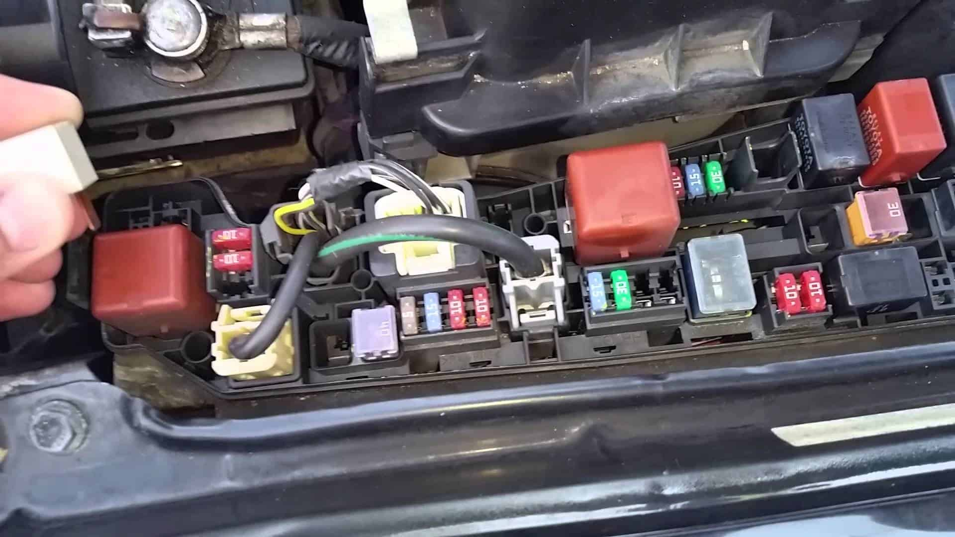 1996 Honda Passport Fuse Box Diagram What Should I Do If Ac Compressor Clutch Is Not Engaging