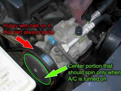 small resolution of ac compressor is not engaging