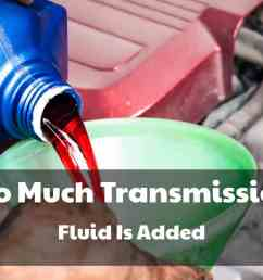 what happens when too much transmission fluid is added [ 1200 x 800 Pixel ]