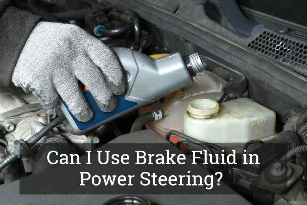 medium resolution of brake fluid in power steering