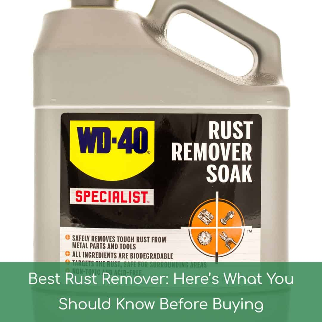 best rust remover here