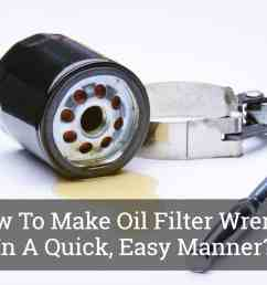 how to make oil filter wrench [ 1200 x 800 Pixel ]