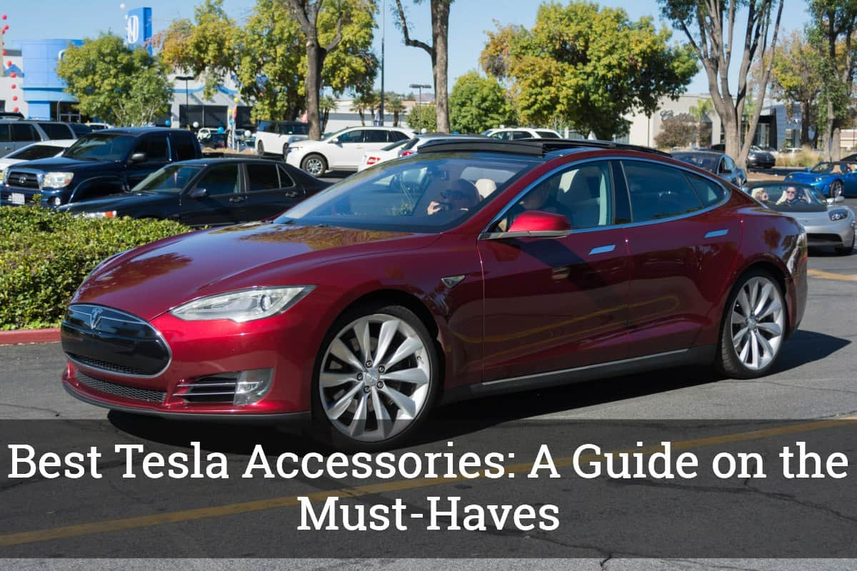 Best Tesla Accessories A Guide on the MustHaves Update 2019