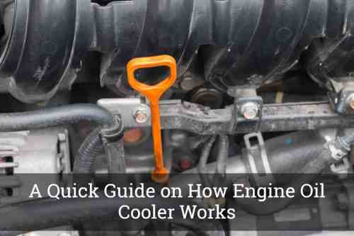 small resolution of how engine oil cooler works
