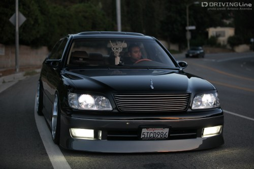 small resolution of matt campos is another fan of junction produce s clean classy aesthetic he purchased this 1998 lexus ls400 which was an actual junction produce demo car