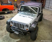 Nice Rack: Jeep Wrangler JK Smittybilt Roof Rack [Review ...