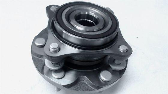 toyota tacoma wheel bearing noise