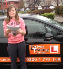 automatic driving lessons telford