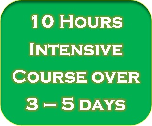 Intensive driving lessons in Northamptonshire