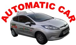 Automatic driving lessons Northampton