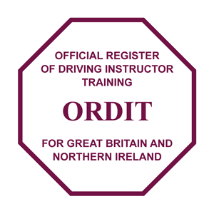 ORDIT driving instructor trainer Northampton