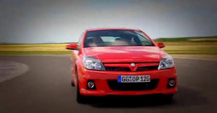 Fifth Gear Vauxhall Astra VXR