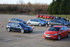 2009 Vauxhall Astra Launch 03
